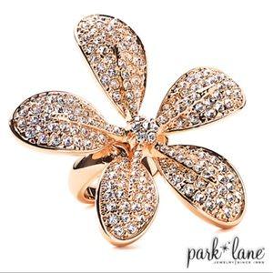 Jasmine ring & bracelet set by Park Lane